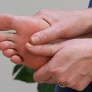 Pijn voet