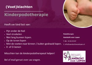 kinderpodotherapie